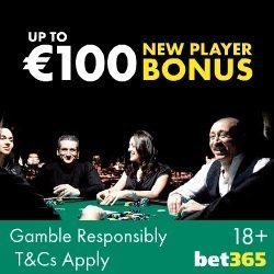bet365 Poker Bonus & Promo Code CBC365