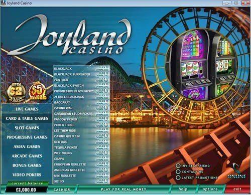 Joyland Casino