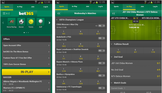 bet365-mobile-screenshots