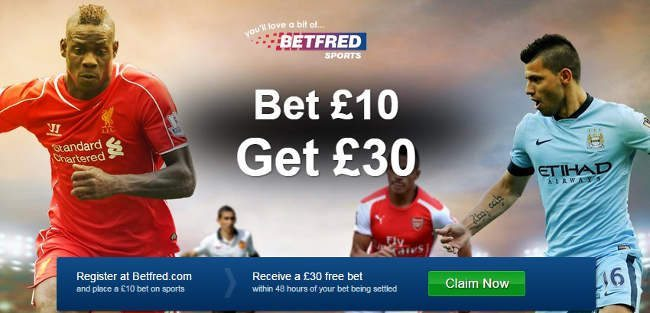 Betfred Promotion Code
