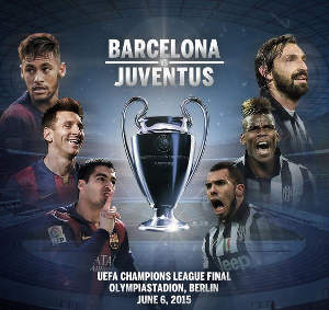 Champions League Final Free Bets 2015