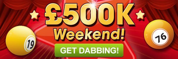 william-hill-bingo-weekend
