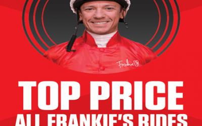 Ladbrokes International Specials & Frankie Dettori Best Prices