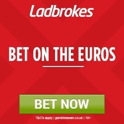 Euro 2016 Quarter Final Specials at Ladbrokes