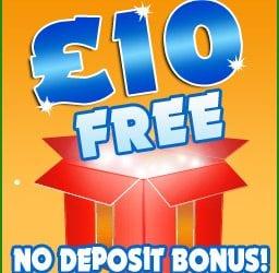 Ladbrokes Casino Promo Code for £10 No Deposit Bonus