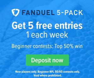 FanDuel Promo Code Free Entry